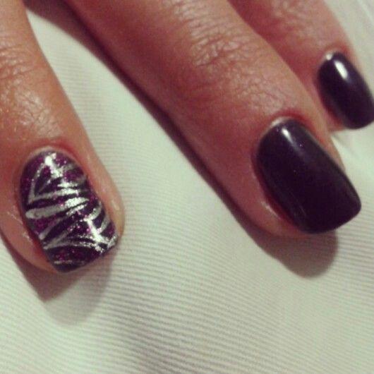 Black zebra..