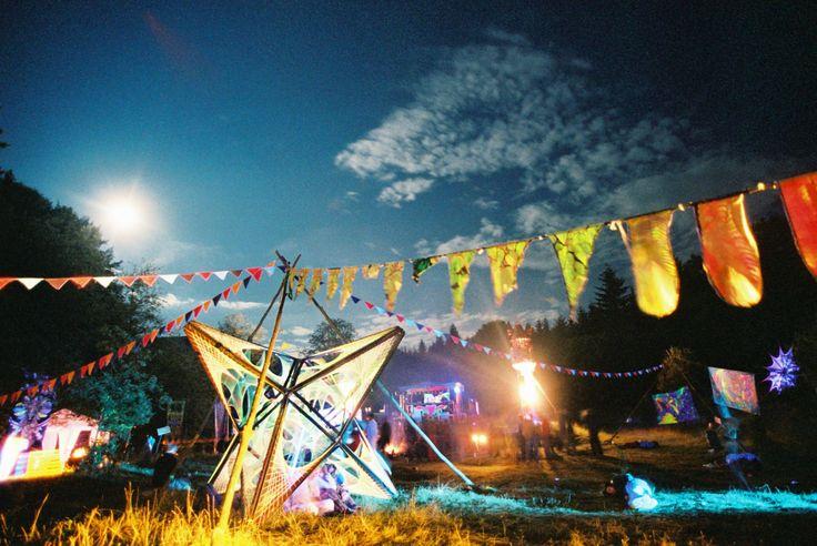 Ozora Festival.