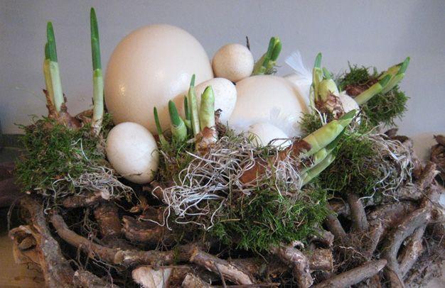 Dekoration Ostern saisonale Dekoration
