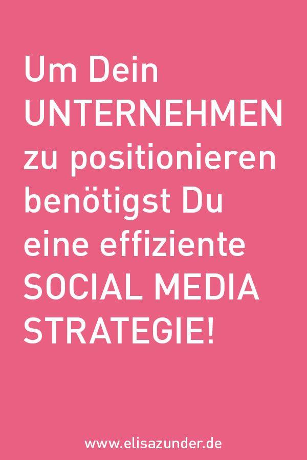 Social Media Tipps, Business Tipps, Social Media Marketing, strategisches Marketing, Nutzen von Social Media