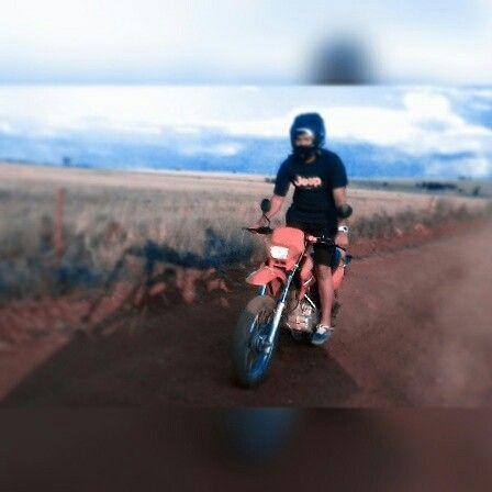 Biker life... #Honda #125 #nxr #letsride