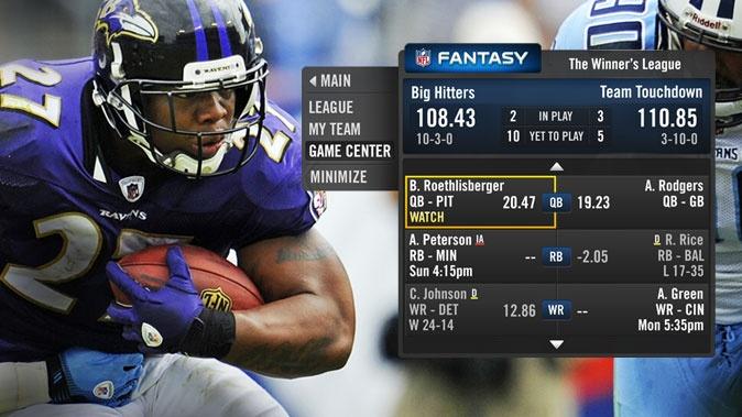 Fantasy Football TV App DIRECTV News (With