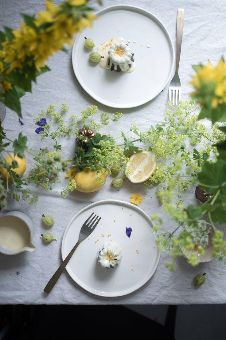 Gooseberry and Elderflower Cannelés – SUMAC & DUTCH