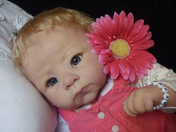 Andi by Linda Murray Custom Reborn Doll by littledarlinsnursery