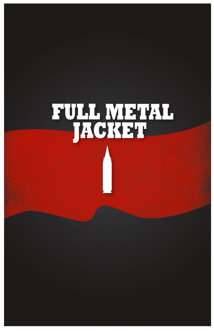 99 best full metal jacket images on pinterest full metal jacket stanley kubrick and jackets. Black Bedroom Furniture Sets. Home Design Ideas