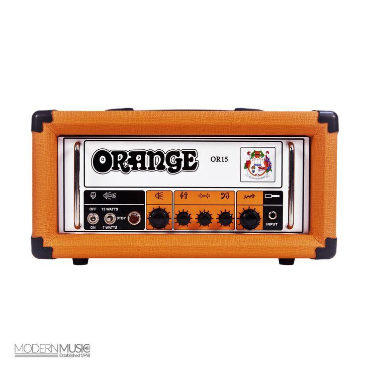 Orange Amplifiers OR15H All Tube Guitar Amp Head
