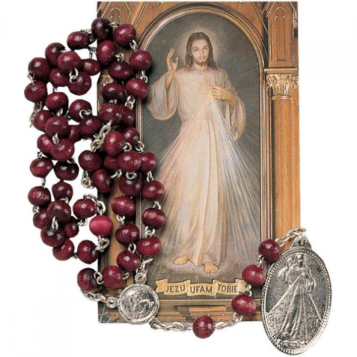 Divine Mercy Chaplet Pray it daily!