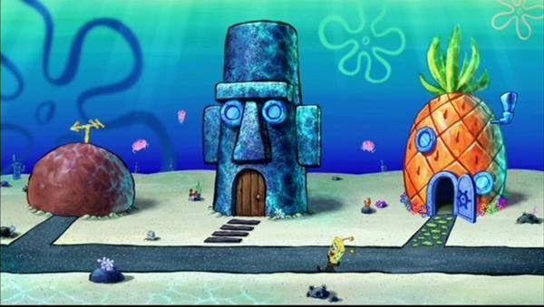 Terbaru Wallpaper Spongebob Squidward Wallpaper Spongebob Gambar Keren Tahun Ini