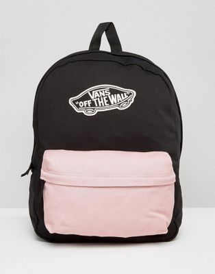 Vans Contrast Pocket Realm Backpack