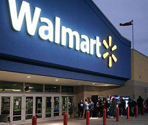 Photo of the Walmart Kitchener