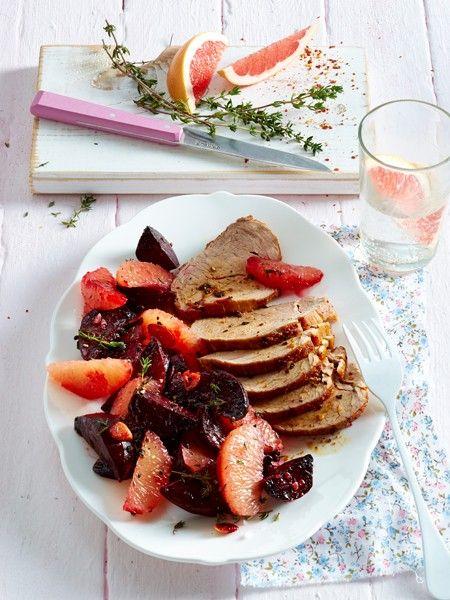 Trennen Sie Eier, Fleisch und Fisch von Beilagen mit Kohlenhydraten und nehmen Sie mit unserem Trennkost Wochenplan 5 Pfund pro Woche