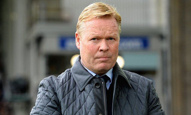 Holland poised to appoint ex-Everton manager Ronald Koeman