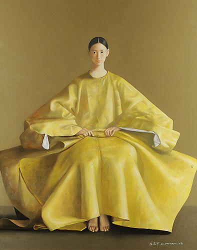 Artodyssey: Lu Jian Jun - Lu Jianjun (art, painting)