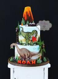 Risultati immagini per torta dinosauro pdz