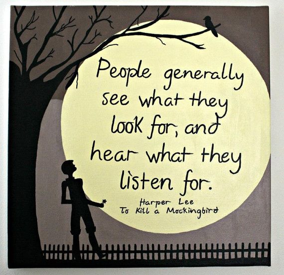 Good Quotes In To Kill A Mockingbird: 151 Best To Kill A Mockingbird Images On Pinterest