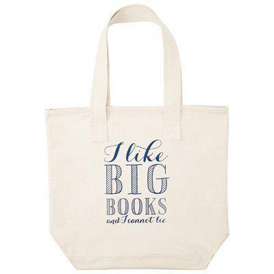 like big books