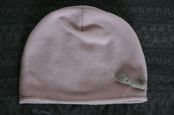 Coudre un bonnet en polaire
