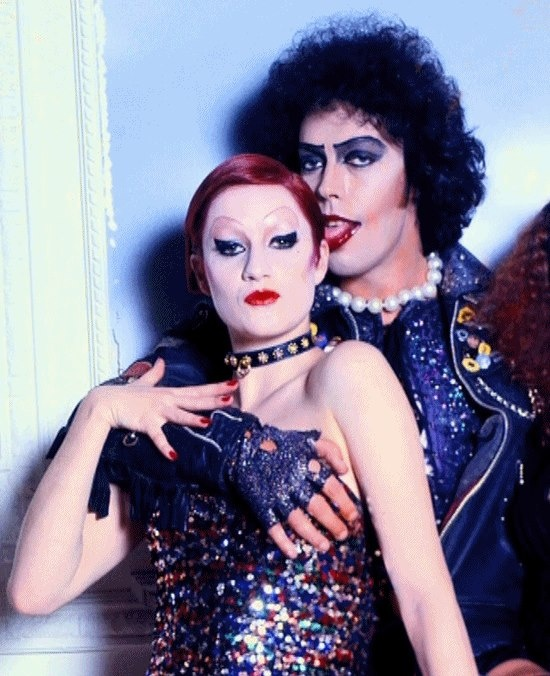 The Rocky Horror Picture Show.