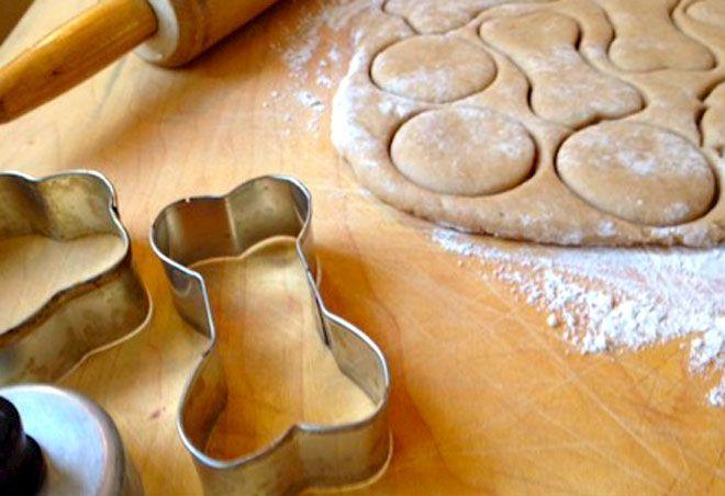 ricetta biscotti per cani fatti in casa