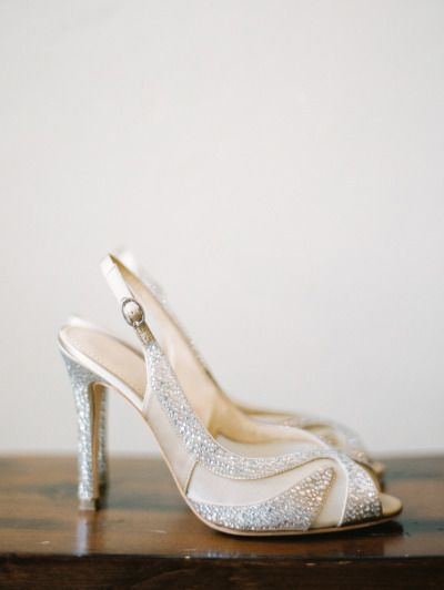 Dazzling shoes: http://www.stylemepretty.com/2014/08/13/carnival-inspired-wedding-full-of-color/ | Photography: Ryan Ray - http://ryanrayphoto.com/