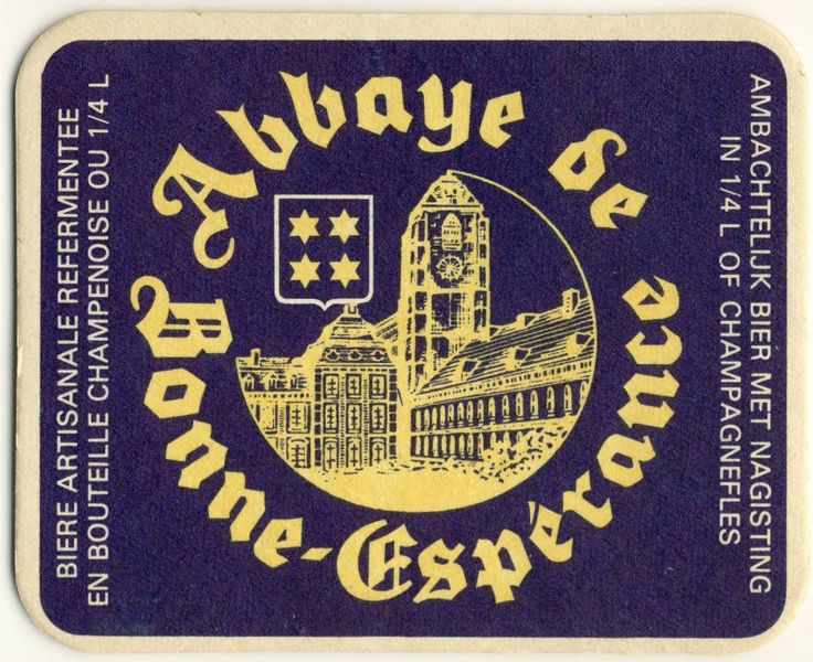 Abbaye de Bonne- Espérance