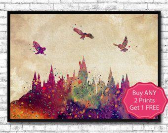 hogwarts – Etsy DE