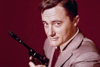 Robert Vaughn in The Man From UNCLE.R.I.P