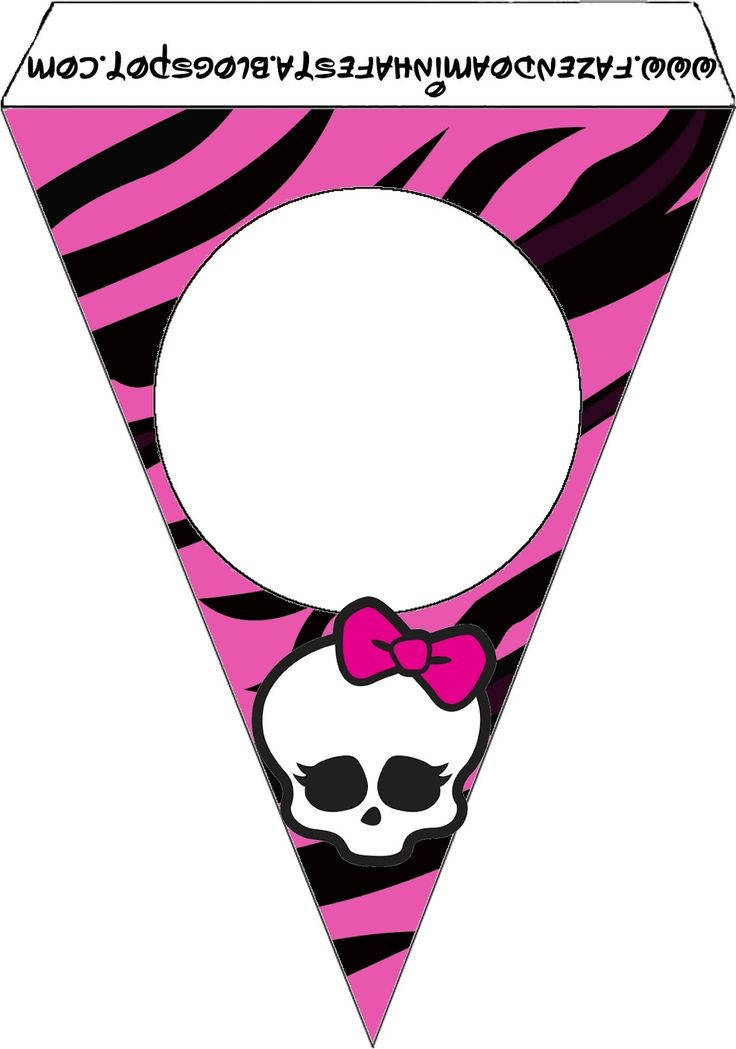 61 best Monster high birthday bash images on Pinterest | Drawings ...
