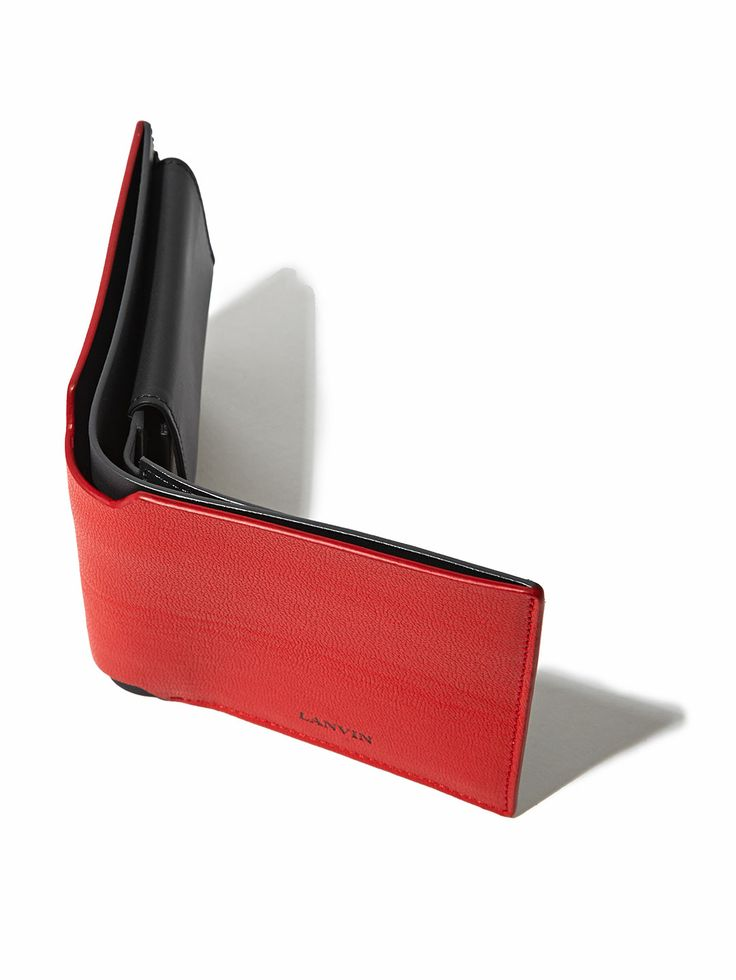 Lanvin Men's Flip Wallet   LN-CC
