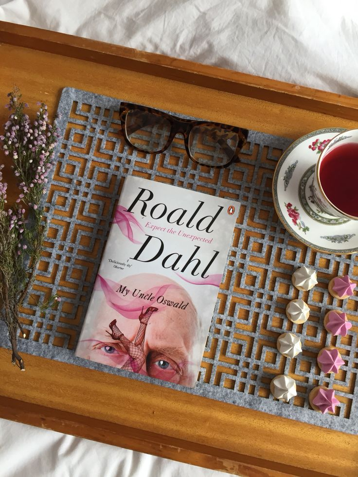 My uncle Oswald by Roald Dahl new book to read