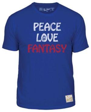 Retro Brand Men's Nfl Fantasy Life T-Shirt - Green XXL