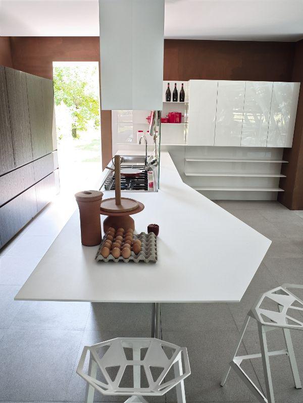 Best Kitchen Images On Pinterest Kitchen Designs Kitchen - Contemporary kitchen with modular work island el_01 by elmar