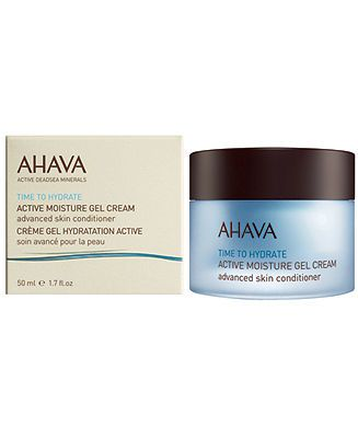 Ahava Active Moisture Gel Cream - Skin Care - Beauty - Macy's  40.00