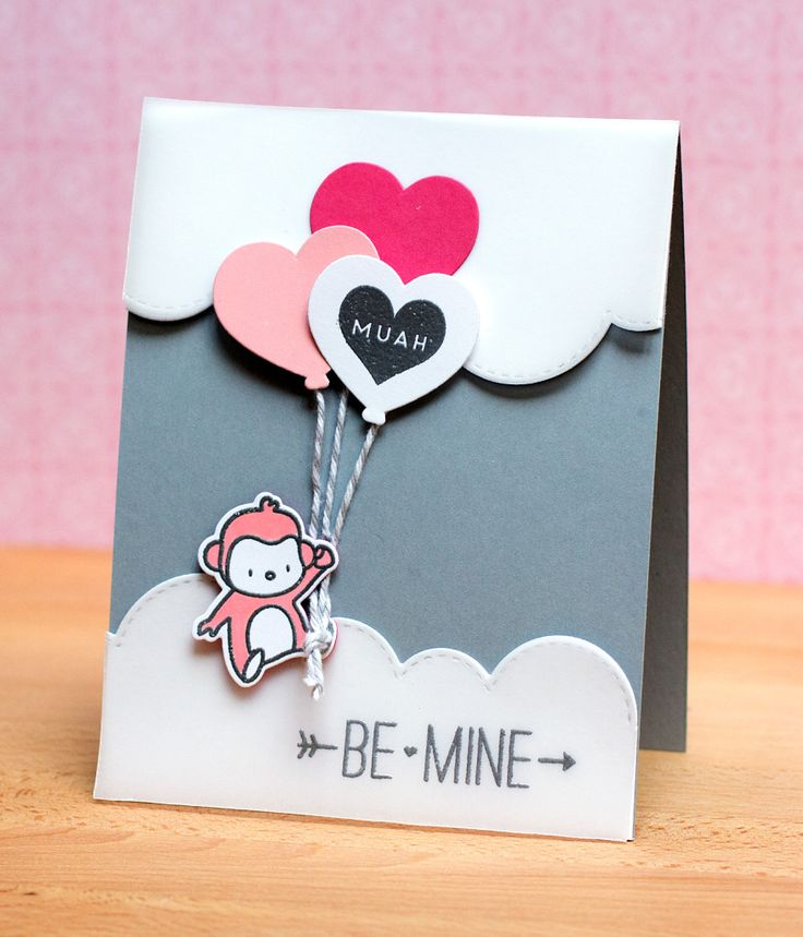 306 best images about Cards Mama Elephant – Elephant Valentine Card