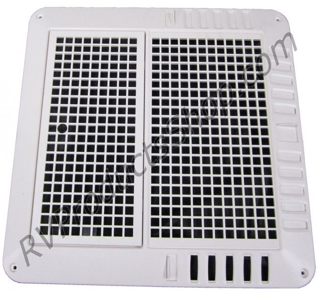 Lateral Ducted Chillgrille Heat Pump Ceiling Assembly For Use With 12vdc Wall Thermostat 8530b633 Air Conditioner Parts Rv Air Conditioner Chill
