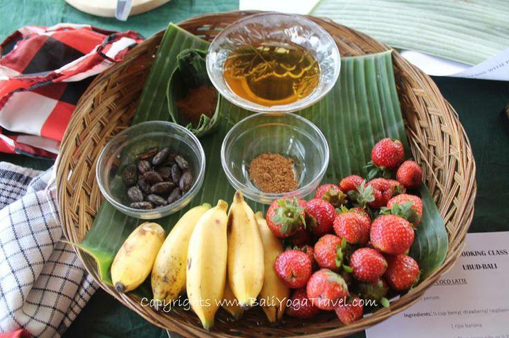 Healthy Cooking Classes http://baliwellnessretreat.com/#/Healthy-Cooking-Class/