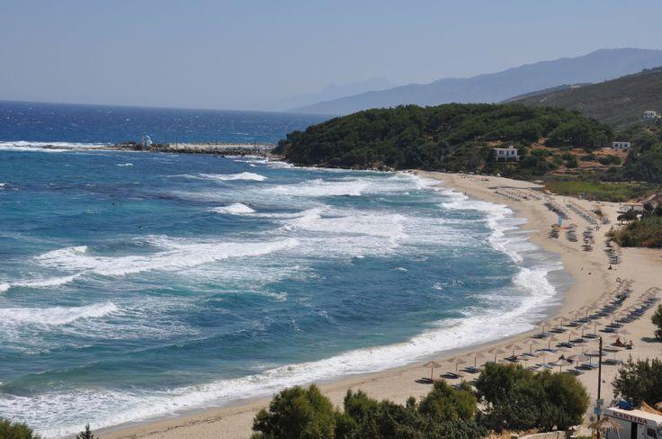 Ikaria.Gialiskari beach