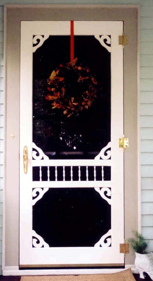 Victorian Screen Amp Storm Door Splendor Model Www