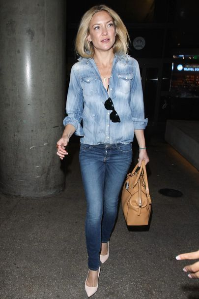 Image result for cynthia basinet 25+ best ideas about Double denim fashion on Pinterest | Double ...