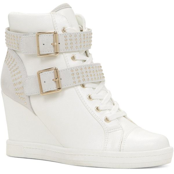 Best 20  White wedge sneakers ideas on Pinterest | Platform shoes ...