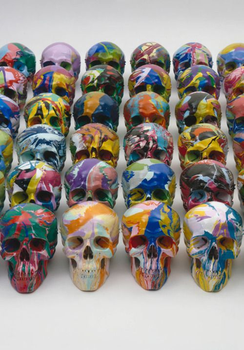 Damien Hirst. Cornucopia, 2008.    Collection of the artist, © Damien Hirst, photo by Prudence Cuming Associates.