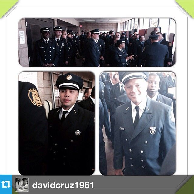The Philadelphia Fire Department will be promoting 10 Latinos to the ranks of Lieutenant and Captain #Repost from @davidcruz1961