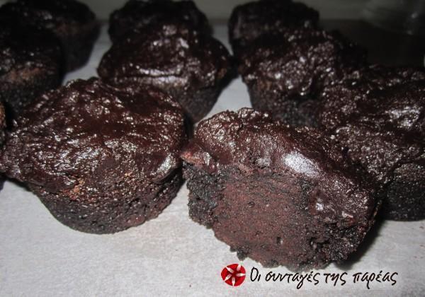 Αμερικάνικα  muffins #sintagespareas