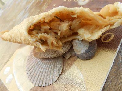 Barato y Rico: Empanadas Fritas de Mariscos