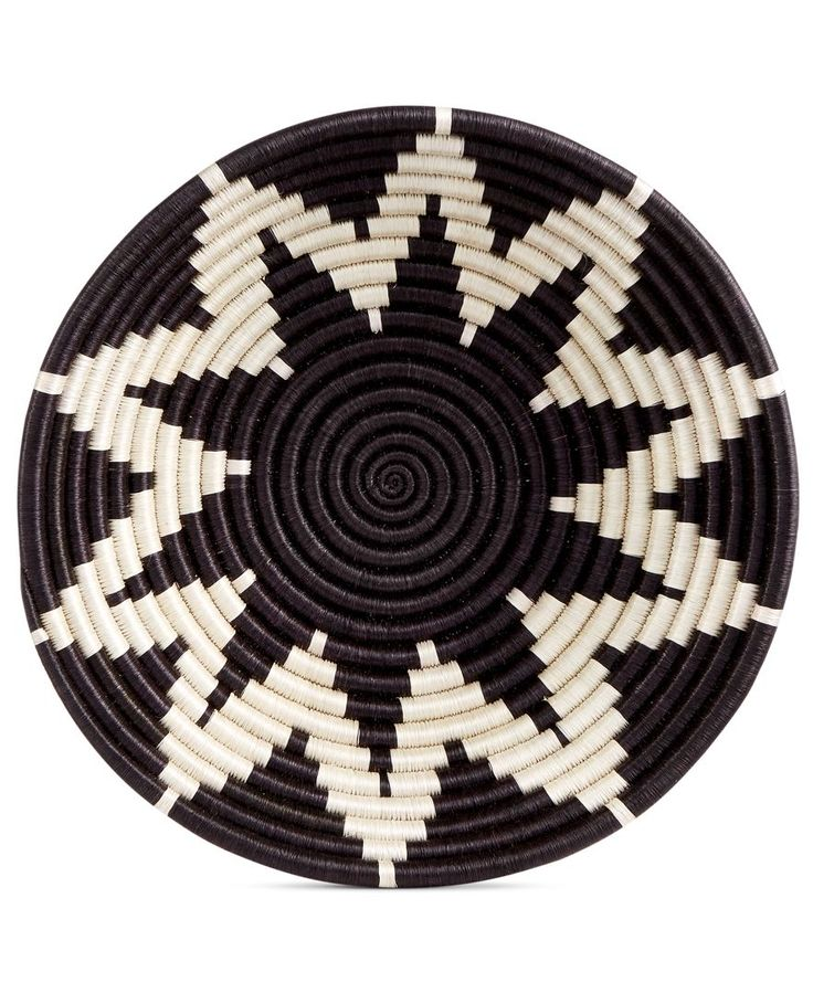 Whether as a wall hanging or displayed as a centerpiece, this Albedo basket lends itself versatility around any home. As reflected on the Rwandan flag, the sunburst design symbolizes unity and hope fo