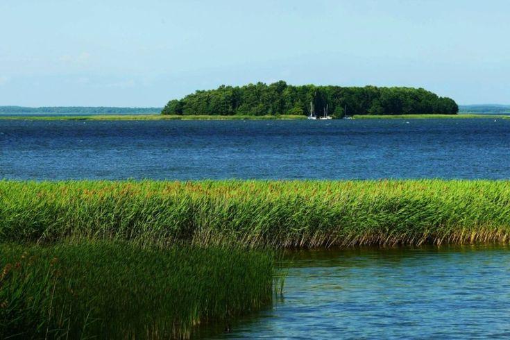 Masuria. Masurian Lakes