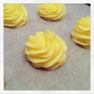 Kogekonens Univers: Pommes Duchesse - Bagt kartoffelmos