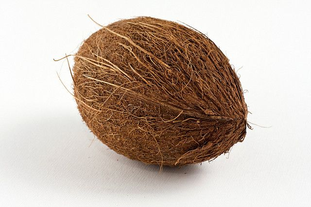 Crazy About Coconut