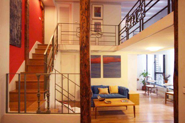 Salón - Apartamento La Trastienda del Palacio