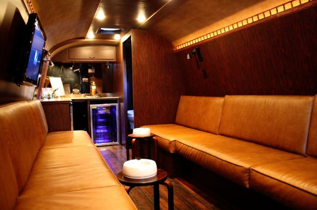 Another Pic Of The Cigar Lounge Airstreams Not Just For